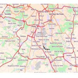 Location Local d'activités Grigny 2322 m²