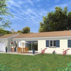 Maison  5 pièces + Terrain  600 m² St Just d
