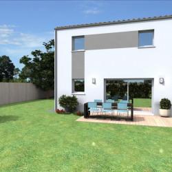 Maison  5 pièces + Terrain  258 m² Cholet