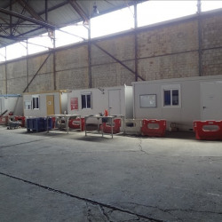 Location Entrepôt Diors 4450 m²
