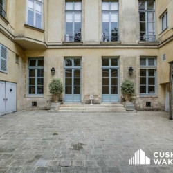 Location Bureau Paris 6ème 1116,3 m²