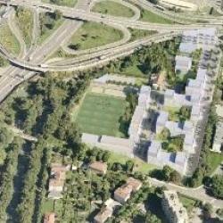 Location Bureau Échirolles 4443 m²