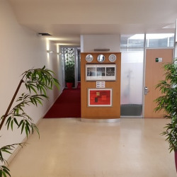 Location Bureau Paris 19ème 250 m²
