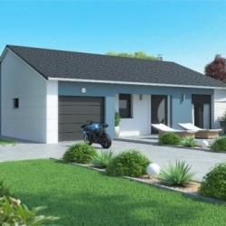 Maison  4 pièces + Terrain  438 m² Saint-Symphorien-sur-Coise