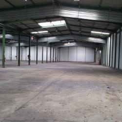 Vente Entrepôt Bazoches-sur-Guyonne 1134 m²