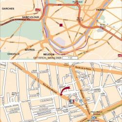 Location Bureau Boulogne-Billancourt 1233 m²
