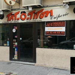 Location Local commercial Nice 82 m²