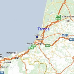 Location Local commercial Tarnos 1000 m²