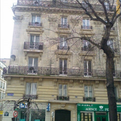 Location Local commercial Paris 17ème 9 m²