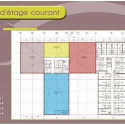Location Bureau Nîmes 561,38 m²