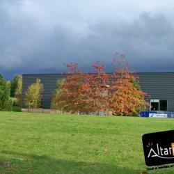 Location Local d'activités Gallardon 2460 m²