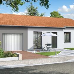 Maison  4 pièces + Terrain  400 m² Belleville