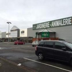 Location Local commercial Fleury-Mérogis 1483 m²