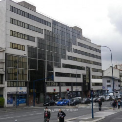 Location Bureau Pantin 1076 m²