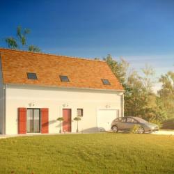 Maison  5 pièces + Terrain  850 m² Lanquetot