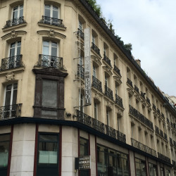 Location Bureau Paris 9ème 366 m²