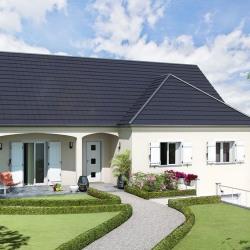 Maison  3 pièces + Terrain  1245 m² Saint-Vallier-sur-Marne