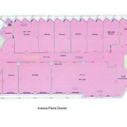 Location Bureau Boulogne-Billancourt 1616 m²