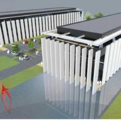 Location Bureau Mérignac 4973 m²