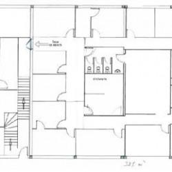 Location Bureau Chaponost 500 m²