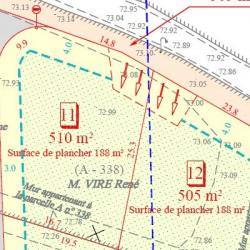 Maison  5 pièces + Terrain  500 m² Bagnols-sur-Cèze