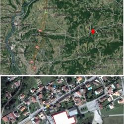 Vente Local d'activités Monsteroux-Milieu 3321 m²