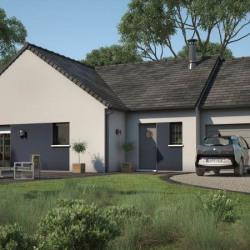 Maison  4 pièces + Terrain  632 m² Épervans