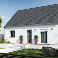 Maison  3 pièces + Terrain  722 m² Saint-Firmin-sur-Loire