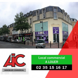 Location Local commercial Le Havre 123 m²