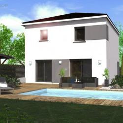 Maison  5 pièces + Terrain  226 m² Fareins