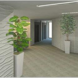 Location Bureau La Garenne-Colombes 560 m²