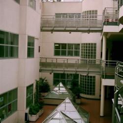Location Bureau Paris 19ème 3868 m²