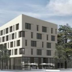Location Bureau Bègles 4068 m²