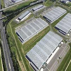 Location Entrepôt Longueil-Sainte-Marie 11432 m²