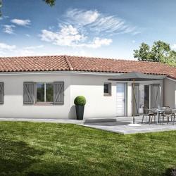 Maison  4 pièces + Terrain  486 m² Puissalicon
