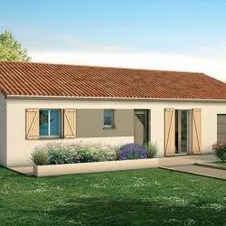 Maison  4 pièces + Terrain  650 m² Castelnau-d'Estrétefonds