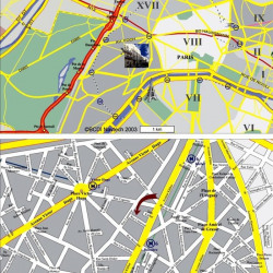 Location Bureau Paris 16ème 202 m²