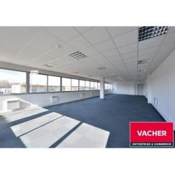 Location Bureau Bruges 222 m²