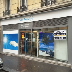 Location Local commercial Paris 14ème 68 m²