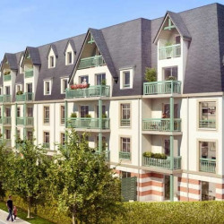 photo immobilier neuf Deauville