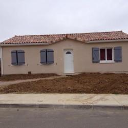 Maison  4 pièces + Terrain  384 m² Montastruc-la-Conseillère