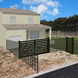 Maison  4 pièces + Terrain   m² Nîmes