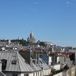 Location Appartement Paris Grands Boulevards - 25m²