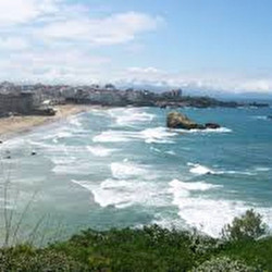 Location Local commercial Biarritz 50 m²