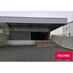 Location Entrepôt Bordeaux 225 m²