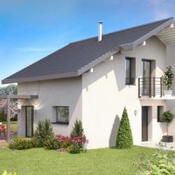 Maison  5 pièces + Terrain  750 m² Sallanches