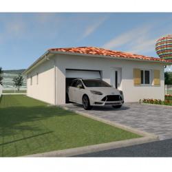 Maison  4 pièces + Terrain  700 m² Targon