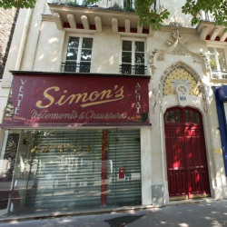 Location Local commercial Paris 13ème 28 m²