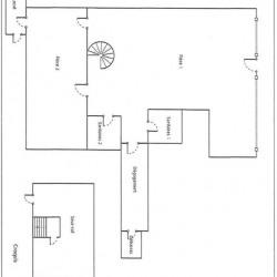 Location Bureau Metz 185 m²