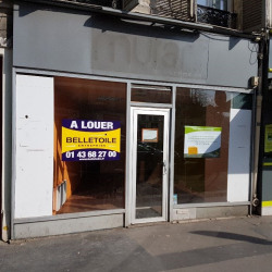 Location Local commercial Saint-Denis 19 m²